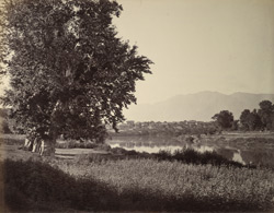 Bij Bihara on the Jhelum.